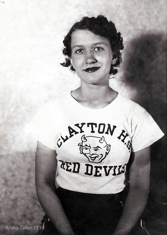 Wilma Coker 1939