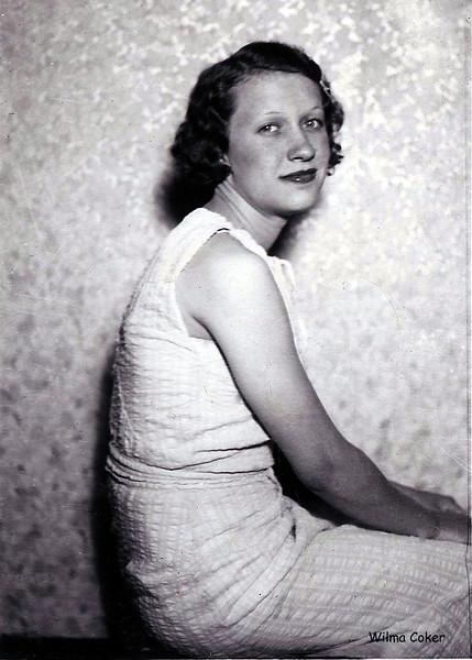 Wilma Coker A