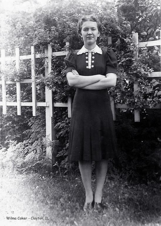 Wilma Coker D