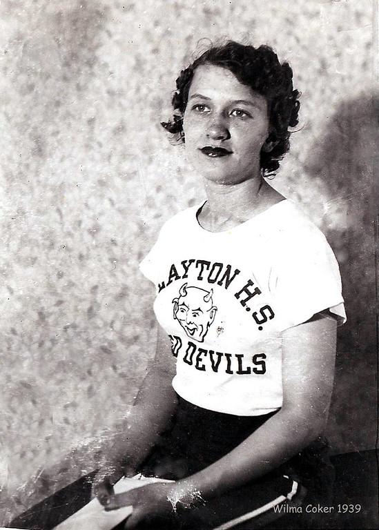 Wilma Coker 1939-3