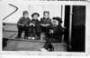 Gene, Gerry, Betty, Vinny - 1945?