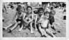 Valley Stream, July 4, 1946: Gene, Betty, Timmy, Gerry, Vinny