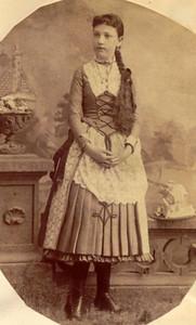 Mary Maude 1880s