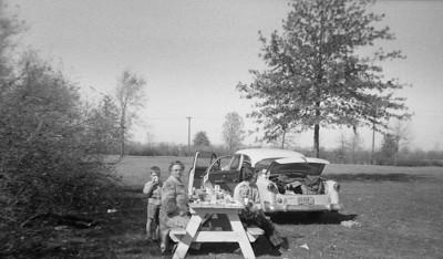 1950's family vacations