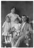 Ruby, Emma, Clare, Albert Parkhouse<br /> 1913