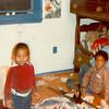 February 1983 w Gary and Ebony 2