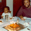 February 1983 w Gary and Ebony 4