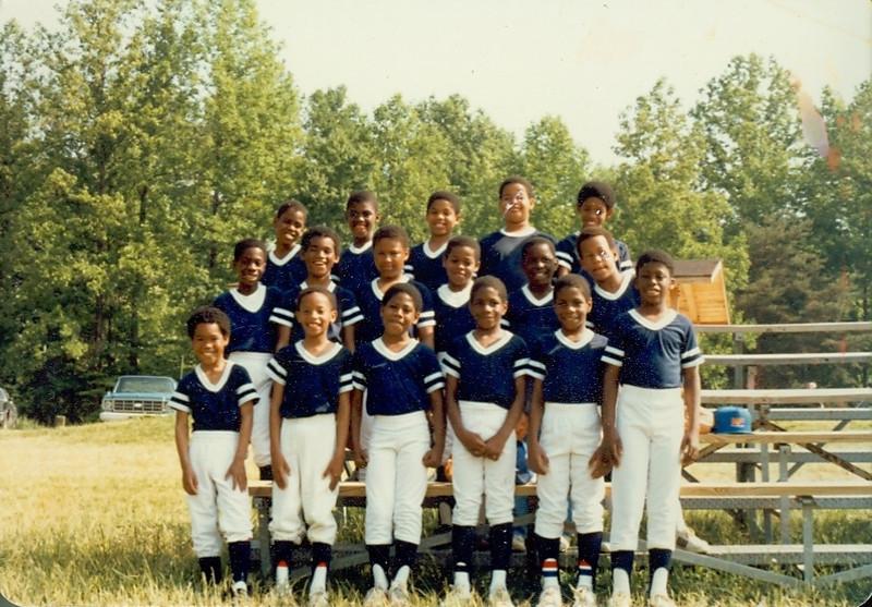 Millwood Baseball Team