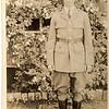 Leon Lafayette Adams (1904–1976) in his uniform. Possibly around 1924.