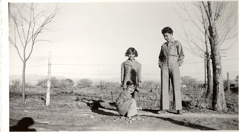 Jack, Darlene and Donald Hill.