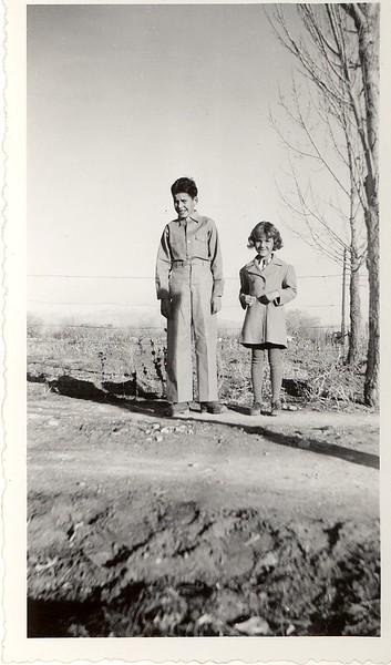 Donald and Darlene Hill in Albuquerque, NM.
