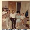 Taken July 1969 at Aunt Vera Saban's house in Shell, WY. Brian, Jack, Grandfather Ted Hill, Great Grandmother Lulu Hill, and Bruce.