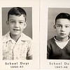 Elementary school photos of Jack Hill. Probably 1st Grade or K to 4th Grade?