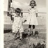 Jack Hill and sister Darlene.