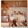 Taken at our house on San Vicente Ave. in Long Beach on 11/15/1969. Bruce, Jack, Elaine and Brian.