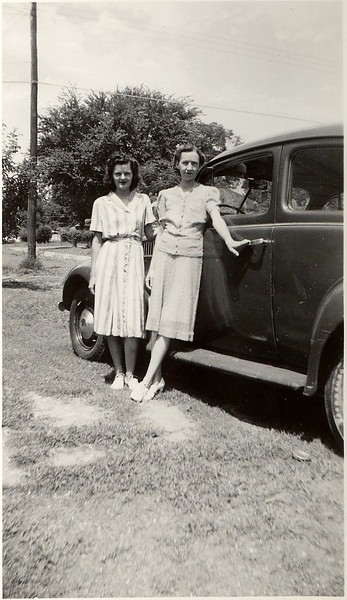 Jewel and possibly her sister Ann?