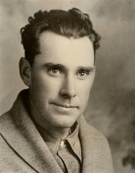 Ted Hill in the late 1920's.