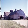 Loren Hill's big barn in Fromberg, MT.