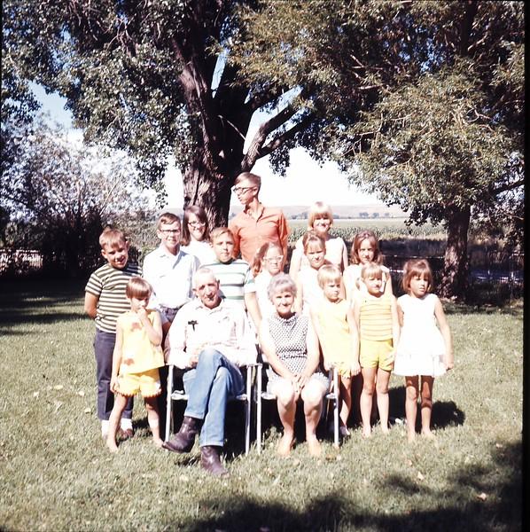 Loren and Anabelle's grandkids.
