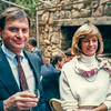 Rich and Deb Rubenstein at Fred's and Valerie's Wedding in Central City CO 1989?