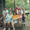 Picnic in upstate NY with Rodgers and Schliffers 1993