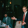 Prent delivers a toast at Fred's and Valerie's Wedding in Central City CO 1989?