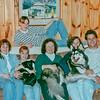 Family gathering in Shokan NY 1995