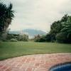 Rodgers house overlooking Lake Chapala 1990
