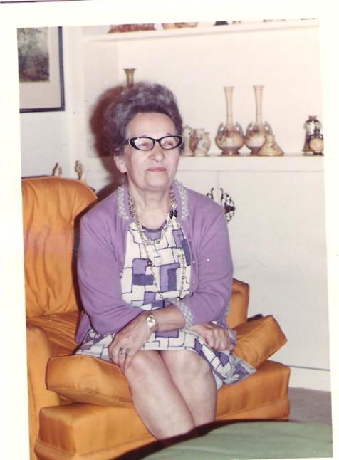 Grandma Lily