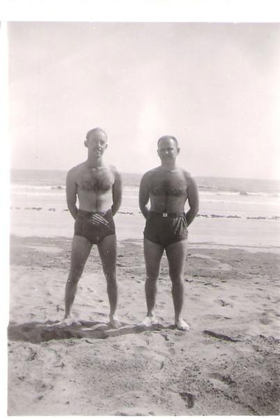 Grandpa Abe's Army Photos