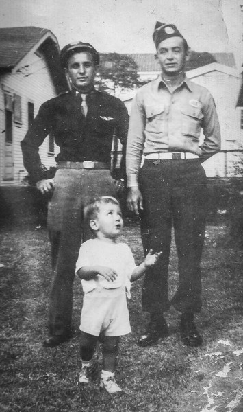 Dad, Dick and Joe 1944-