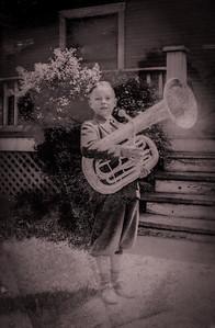Boy with Tuba-