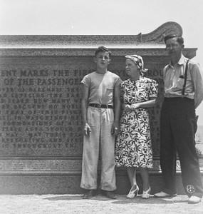 Pilgrim memorial state park c 1936 I think-