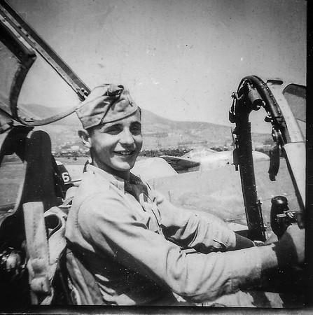 Dad Cockpit-