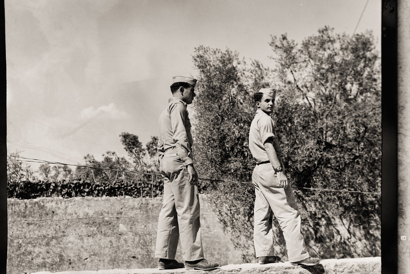 Italy 1945--9