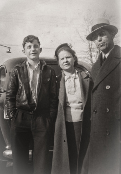 Dad Grandma and grandpa-