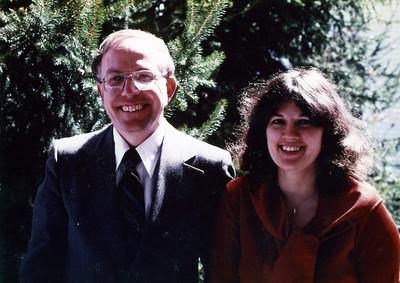 1980 John and Dottie Blackman