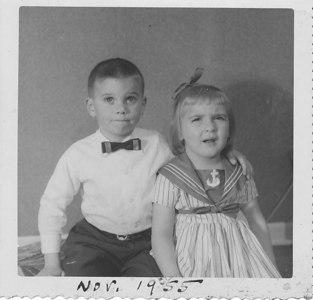 Paul and Anne Nov 1955