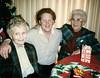 December 1984 ISU Graduation with the Grandmas