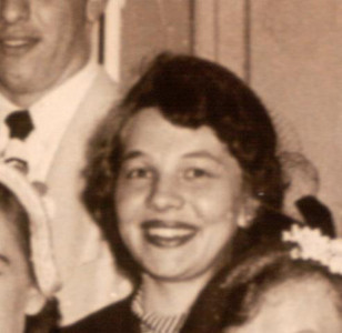 Aunt Lucille Brandt