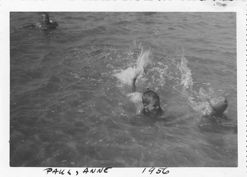 Paul & Anne 1956