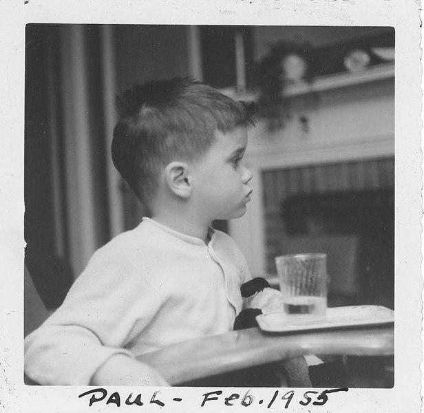 Paul Feb 1955