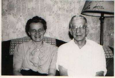 aunt kate lehr& grandpa hicks