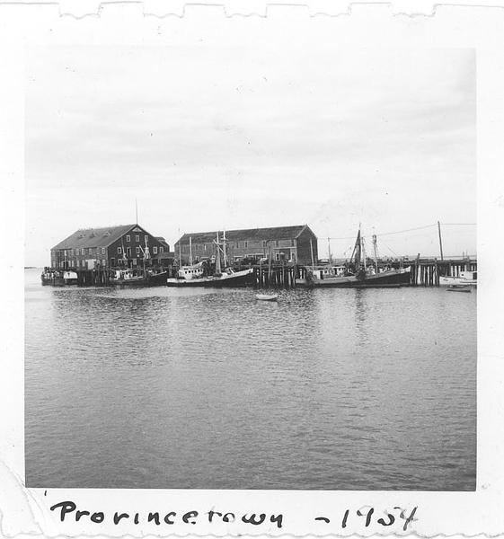 Provincetown - 1954