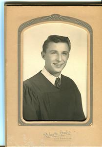 Jim C. Walsh Graduation from Mt. Carmel High School Los Angeles