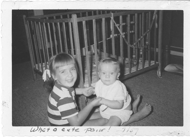 What a cute pair 7/57