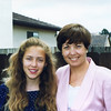 Arienne and Mary Pat Smith<br /> Easter 1991
