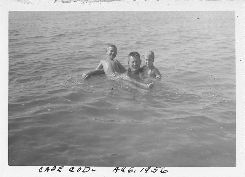 Cape Code Aug 1956