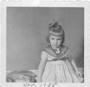 Anne Nov 1955