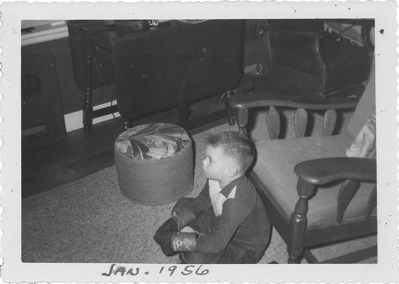 Paul - Jan 1956